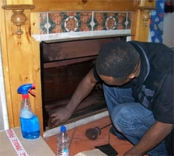 Cleaning Brick Fireplaces | How to Clean a Brick Fireplace